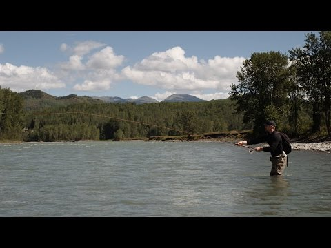 Fly Fishing On The Skeena River: Explore British Columbia