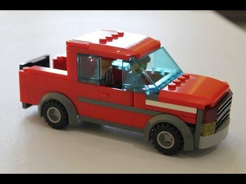 camioneta de lego pickup youtube. Black Bedroom Furniture Sets. Home Design Ideas