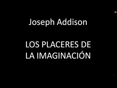 """Introducción a """"Los placeres de la imaginación"""" de Joseph Addison."""