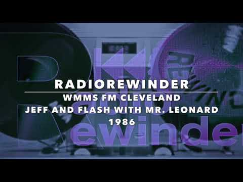 WMMS Cleveland Mr  Leonard 1986