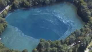 3D модель Голубого озера(Русское географическое общество опубликовало 3D модель глубочайшего в России и второго по глубине в мире..., 2017-02-08T09:11:20.000Z)