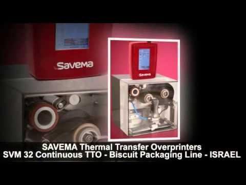 SAVEMA Thermal Transfer Overpinters