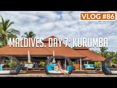 MALDIVES. DAY 7: KURUMBA /// VLOG #86
