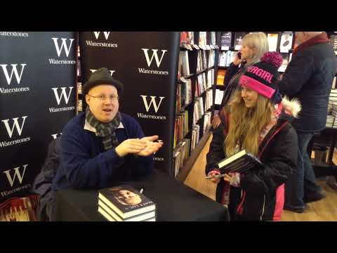 Download Youtube: Meeting Matt Lucas from doctor who in Cardiff waterstones for his book signing little me.