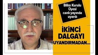 Türkiye'de Normalleşmeye Geçiş Nasıl Olacak? Bilim Kurulu Üyesi Açıkladı! / A Haber