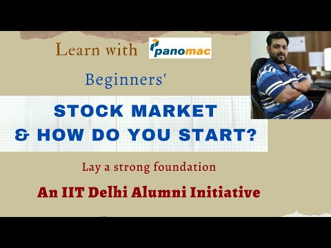 What is stock market and how do you benefit? | For Beginners' | Learn with Panomac #1