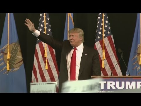 Full Speech: Donald Trump and Sarah Palin stop in Tulsa to speak at the Mabee Center