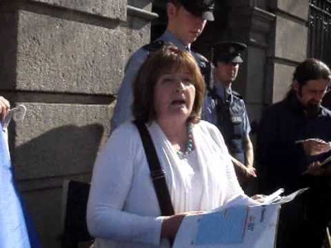 Irelands bailout illegal odious debt