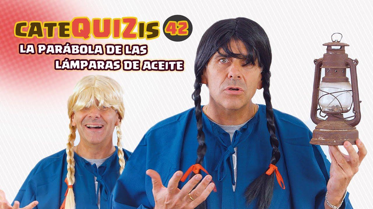 CATEQUIZIS 42 | LA PARÁBOLA DE LAS LÁMPARAS DE ACEITE | Juan Manuel Cotelo