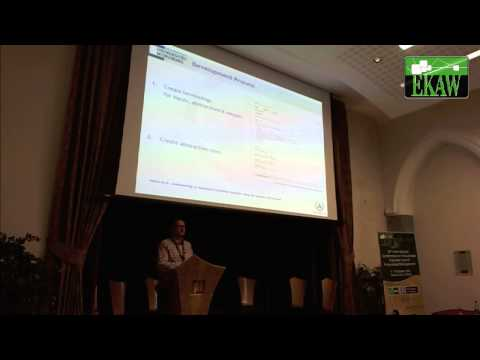 Reinhard Hatko: Implementing an Automated Ventilation Guideline using the Semantic Wiki KnowWE