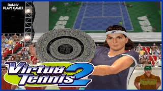 [PS2] Virtua Tennis 2 - Women's Tournament