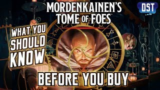 What You Should Know About Mordenkainen's Tome of Foes