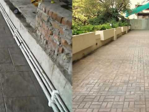 Specialist concrete flooring, Civil concrete contractors Mumbai India