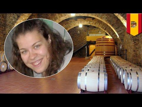 Надышавшись винных паров, девушка утонула в бочке с вином