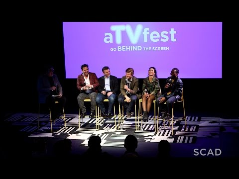 aTVfest 2017 Q-and-A: 'MacGyver' cast