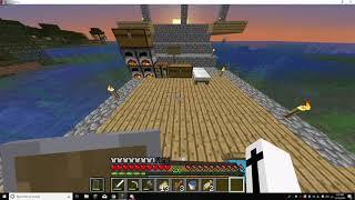Minecraft Server episode 4 :P Server Crashes
