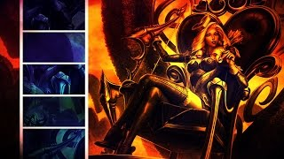 PRIMUL MECI CA ADC PE CANAL - Ashe Gameplay in s7