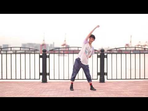 練習用『反転』【まなこ】夕景イエスタデイ 踊ってみた【オリジナル振付】『MIRROR』