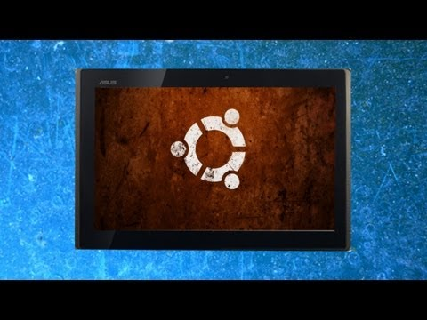 Run Ubuntu on your Android Tablet