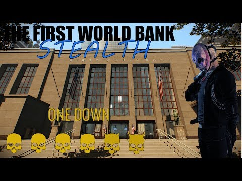 [HUN] PAYDAY 2: First World Bank One Down Stealth