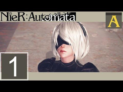 NieR: Automata (ITA)-[A]-1- La Storia di 2B