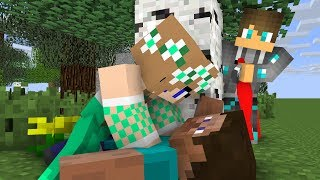 diamond man life 5 - Minecraft animations