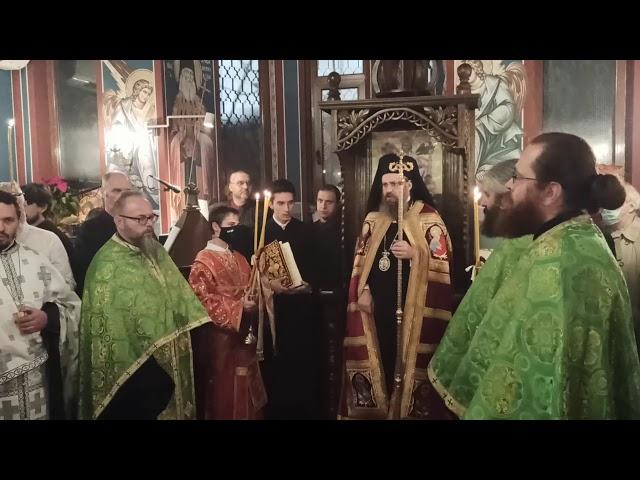 YouSofia TV: Празнично вечерно богослужение в чест на св. Наум Охридски