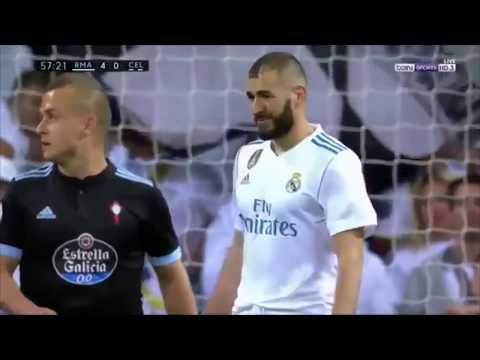 Real Madrid vs Celta Vigo 6-0 2018-all goals and highlights(05/12/18)