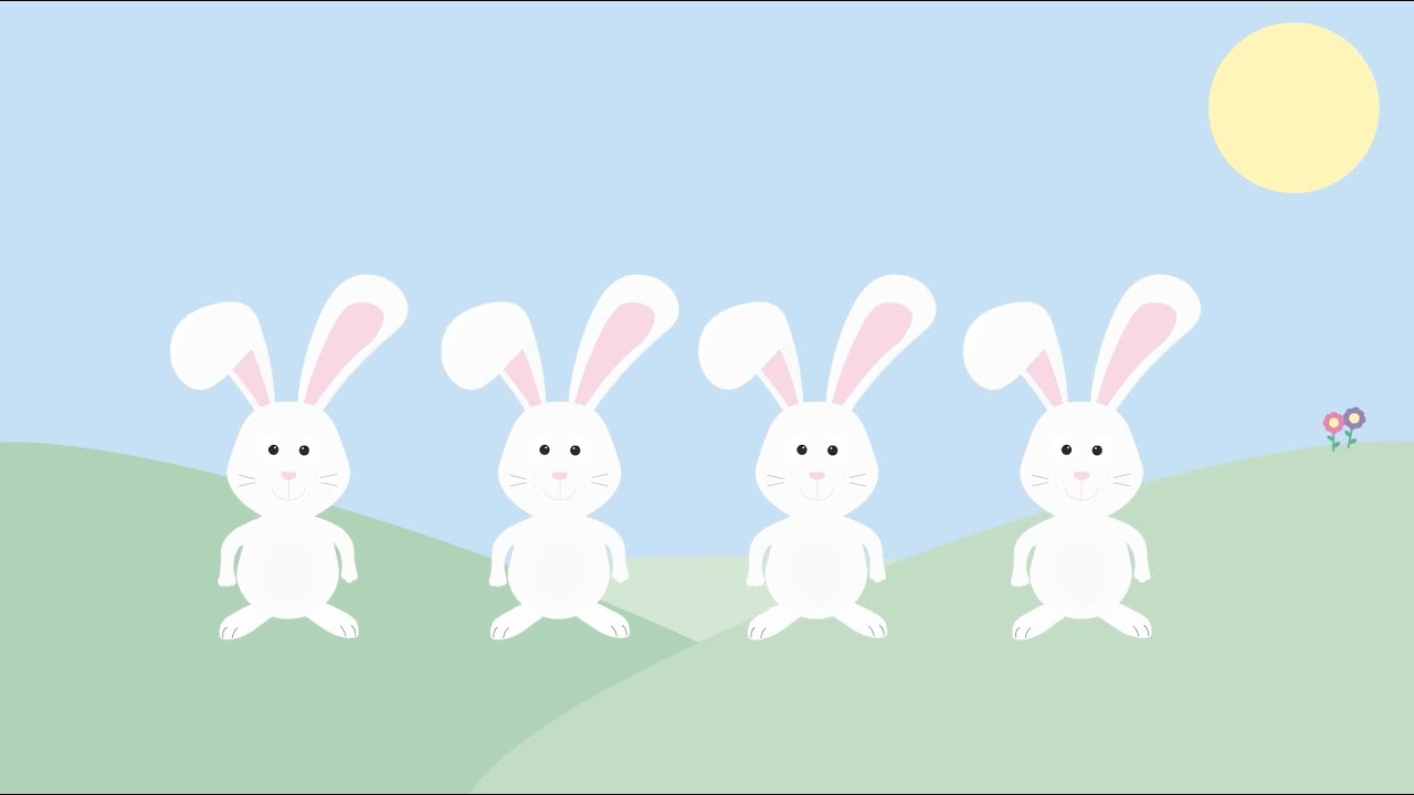 Bunny Hop | Easter Bunny Song | Easter Songs for Children - YouTube
