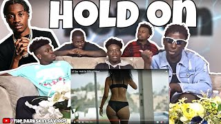 "Lil Tjay ""Hold On"" (Official Video) *Reaction*"