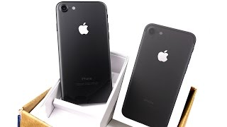 iPhone 7 из США. Распаковка!