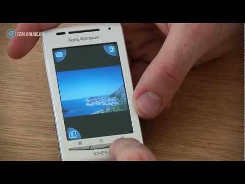 Sony Ericsson Xperia X8 teszt - GSM online™