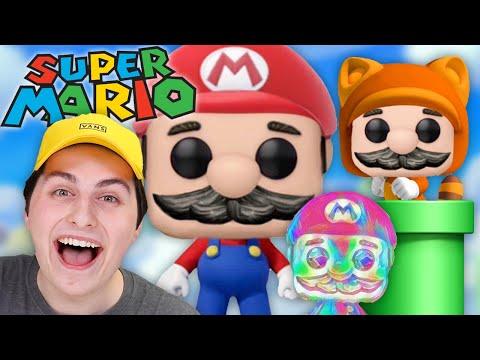 Nintendo Funko Pops!