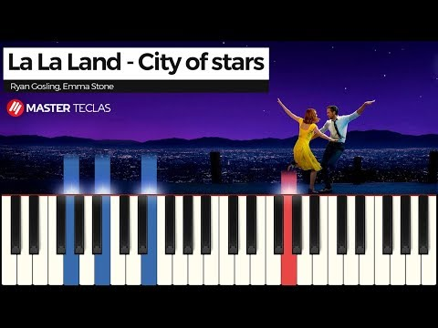 "💎 La La Land - ""City Of Stars""  Piano Tutorial 💎"