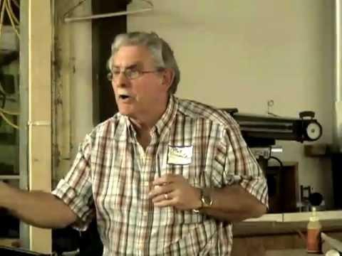 Mel Disselkoen speaks on OTS Queen Rearing and Miticide-free beekeeping