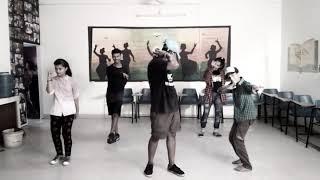 Laung laachi title song mannat noor choreography by Nishant kushwaha