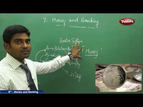 Money &  Banking | 8th Social Studies | AP & TS State Board Syllabus | Live Video