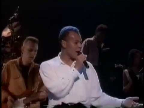 Fine Young Cannibals - I'm Not Satisfied (music video)