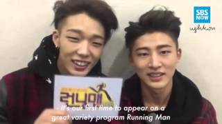 [ENG] - SBS 'Running Man' Self-Cam Preview - B.I & BOBBY CUT