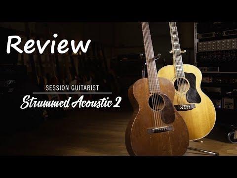 Session Guitarist STRUMMED ACOUSTIC  2   Review