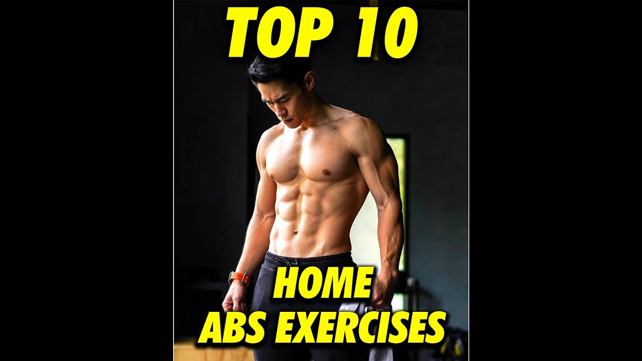 10 Best Abs At Home