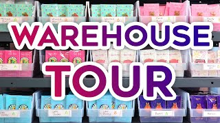 Online Store Warehouse Tour