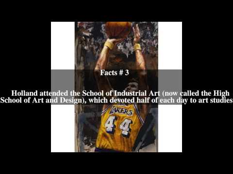 Stephen Holland (artist) Top # 6 Facts