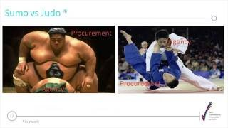 The IPA Commercial Conference 2016: Tom Kinnaird  - Judo not Sumo