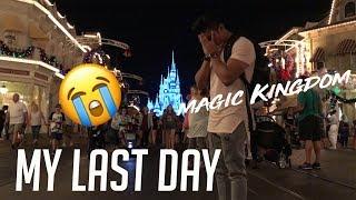 MY LAST DAY   DISNEY WORLD MAGIC KINGDOM