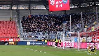 17.02.2018 Hallescher FC - KSC
