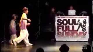 2013 12 8 freestyle dance battle 2on2