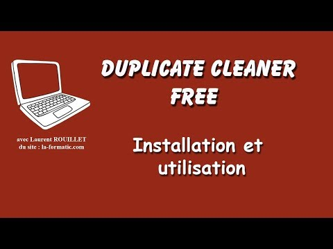 Duplicate Cleaner - Grand Nettoyage
