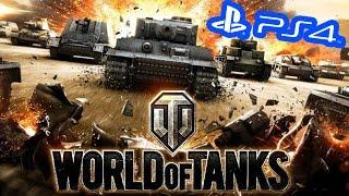 EL MANCO REGRESA | PS4 | World Of Tanks