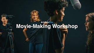 Movie-Making Workshop for Kids